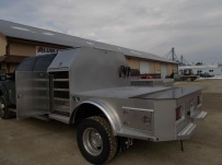 Specialized Aluminum Truck Beds - STB 295