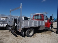 Specialized Aluminum Truck Beds - STB 296