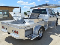 Specialized Aluminum Truck Beds - STB 300A