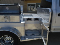 Specialized Aluminum Truck Beds - STB 300B
