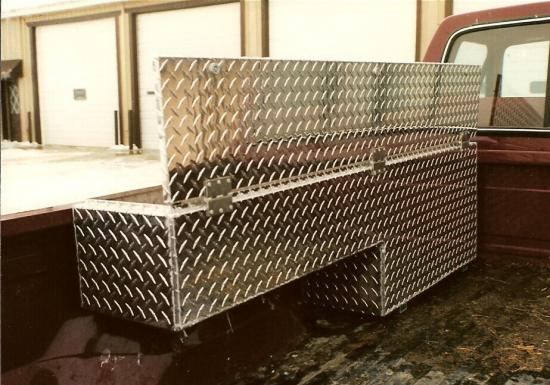 Low Profile Aluminum Boxes