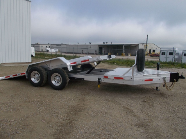 Heavy Equipment Trailer : Custom all aluminum trailers truck bodies boxes for sale