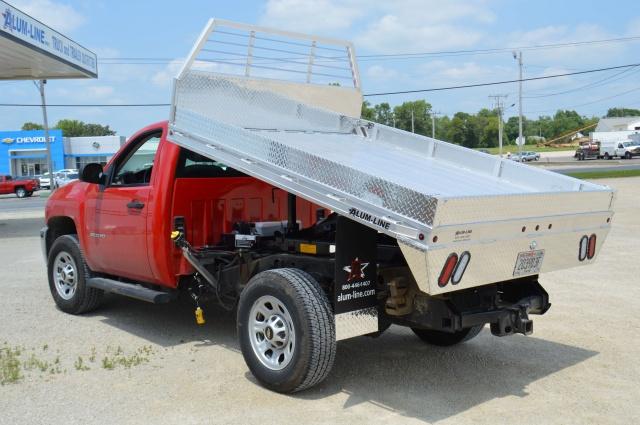 Flat Deck and Landscape Aluminum Dump Truck Bodies - DPB 56B DPB 56B. Flat Deck and Landscape Aluminum Dump Truck Bodies - DPB 56B & Custom All-Aluminum Trailers Truck Bodies Boxes For Sale | Alum-line Aboutintivar.Com