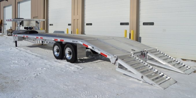 Utility Truck Beds For Sale >> Custom All-Aluminum Trailers, Truck Bodies, Boxes For Sale | Alum-line