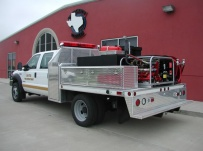 Fire and Brush Body Truck Bodies - GB 12
