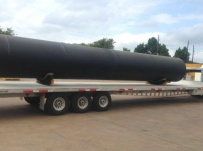 Gooseneck Heavy Equipment Flatbed Trailers - GNF 108B