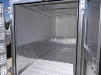 Bumper Pull Enclosed Cargo Trailers - BPDF 50B
