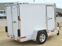 Bumper Pull Enclosed Cargo Trailers - BPDF 82