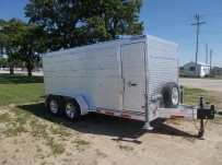 Dual Line Small Livestock Trailers - DL 25A