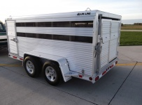 Dual Line Small Livestock Trailers - DL 20A