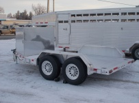 Open Utility Heavy Duty Utility Trailers - BPUC 35