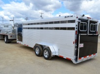 Commercial Gooseneck Livestock Trailers - GNL 104A