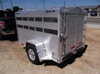 Dual Line Small Livestock Trailers - DL 18