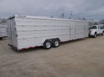 Commercial Double Deck Livestock Trailers - GNDD 42