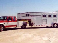 Gooseneck Horse Trailers - GNEH 11
