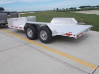 Open Utility Heavy Duty Utility Trailers - BPU 52