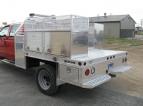 Fire and Brush Body Truck Bodies - GB 23C