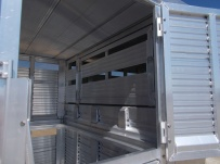 Commercial Double Deck Livestock Trailers - GNDD 46C