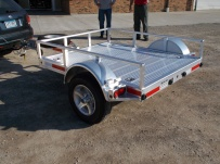 Open Utility Heavy Duty Utility Trailers - BPUC 34