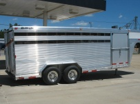 Commercial Gooseneck Livestock Trailers - GNL 67A