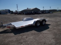 Open Utility Heavy Duty Utility Trailers - BPUC 42