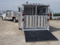 Showmaster Full Height Small Livestock Trailers - BPSM 30B
