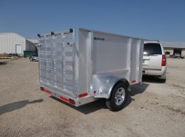 Open Utility Heavy Duty Utility Trailers - BPU 55