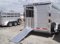 Showmaster Low Profile Small Livestock Trailers - BPLPSM 44C