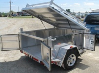 Camping Trailers Toy Haulers -  CT 10