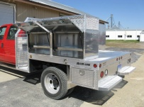 Fire and Brush Body Truck Bodies - GB 23B