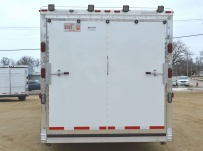 Bumper Pull Enclosed Cargo Trailers - BPDF 88C