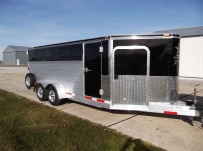 Showmaster Low Profile Small Livestock Trailers - BPLPSM 34C