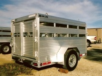 Dual Line Small Livestock Trailers - DL 10