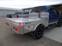 Specialized Aluminum Truck Beds - STB 227