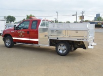 Fire and Brush Body Truck Bodies - GB 80A