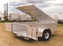 Camping Trailers Toy Haulers - CT 3
