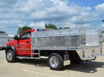 Contractor Component Truck Bodies - CP 129