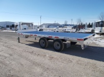 Gooseneck Heavy Equipment Flatbed Trailers - GNF 84