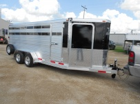 Showmaster Low Profile Small Livestock Trailers - BPLP4V 34