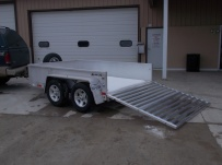 Open Utility Heavy Duty Utility Trailers - BPUC 38