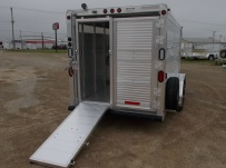 Showmaster Full Height Small Livestock Trailers - BPSM 31B