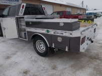 Contractor Component Truck Bodies - CP 120B