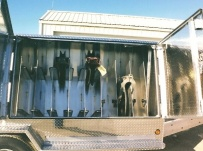 Bumper Pull Enclosed Cargo Trailers - BPDF 11