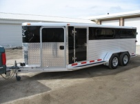 Showmaster Low Profile Small Livestock Trailers - BPLP4V 23