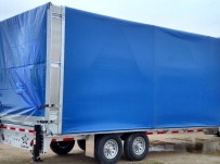 Bumper Pull Heavy Equipment Flatbed Trailers - BPF 32B