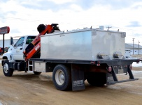 Specialized Aluminum Truck Beds - STB 240A