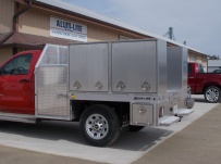 Fire and Brush Body Truck Bodies - GB 79A