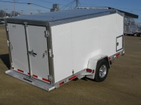 Dual Line Enclosed Cargo Trailers - DLENC 1A