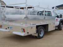 Contractor Component Truck Bodies - CP 143A