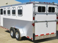 Gooseneck Horse Trailers - GNEH 24A